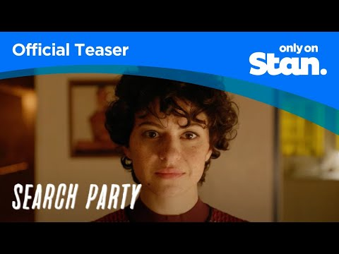 Search Party Season 4 | OFFICIAL TEASER | Only on Stan.