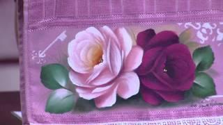 Pintura de rosas – Ana Laura Rodrigues PT2