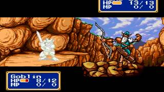 Shining Force (SEGA GENESIS) Part 1