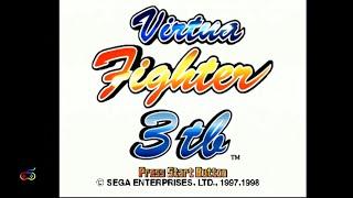 Virtua Fighter 3tb   Sega Dreamcast   HD 1080p 60fps VGA   Playthrough   hdRGB