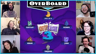 Let's Play QUIPLASH 3! | Overboard, Episode 23
