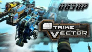 Strike Vector обзор. Квейк в космосе! Только скилл и рефлексы!