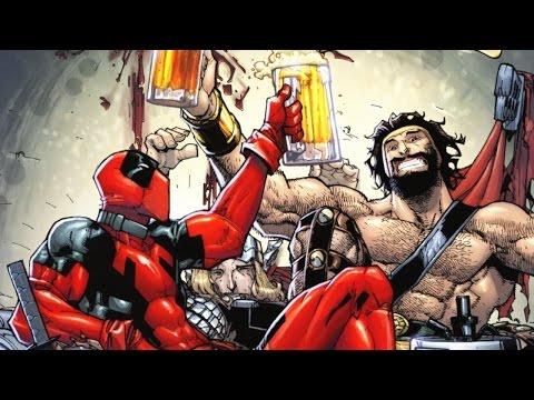 Top 10 Deadpool Comic Book Crossovers
