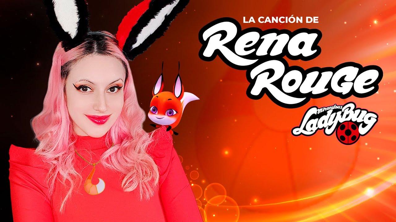 Miraculous Ladybug - RENA ROUGE/ALYA: Perfectas Ilusiones (Wings) Hitomi Flor