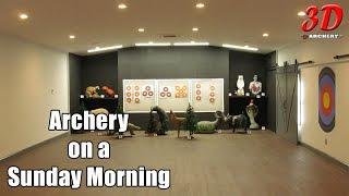 3D Archery - Archery on a Sunday