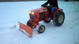 Case-444-plowing