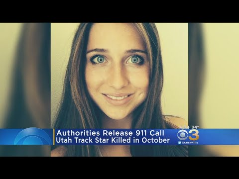 Authorities Release 911 Call Of Utah Track Star Killed In October