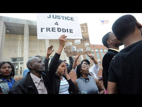 Trump's Justice Department Drops Investigation into the Death of Freddie Gray