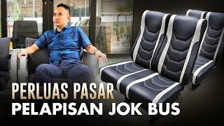 Jok Bus Mega Pilar Bogor