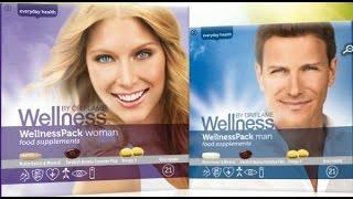 Wellness Pack для женщин и мужчин. Wellness Pack и беременность.