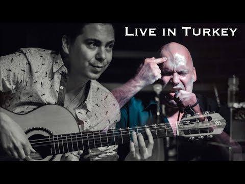 Blaze Bayley & Thomas Zwijsen - Live In Turkey (Concert video + Tour Documentary) Mp3