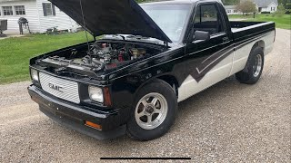 CARB THERAPY!  I dive into a stumbling issue on this nice S-10 Street Truck!