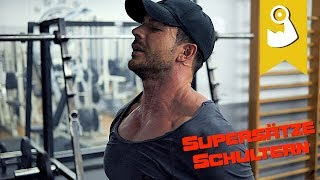 Top 3 Schulter - Supersets