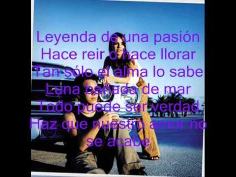 La Leyenda ( A Lenda) - Sandy e Junior (Legendado) mp3