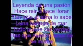 Baixar La Leyenda ( A Lenda) - Sandy e Junior (Legendado)