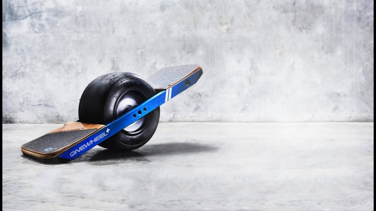 Ful Electric Skateboard With One Wheel