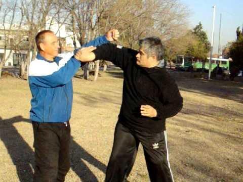 Wing Chun Jip Sao 詠春拳 (咏春接手) 4
