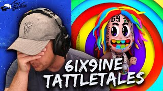 6IX9INE - Tattletales is ... SO BAD! | REACTION/REVIEW (last time listening)