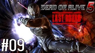 Let's Play DEAD OR ALIVE 5 Last Round - 09 - It's A War Zone!