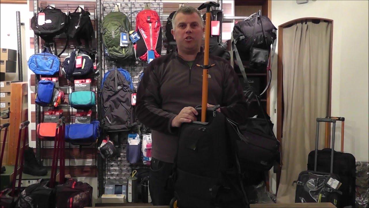 354b89bcdf Jack Wolfskin - Weekender 35 Daypack - YouTube