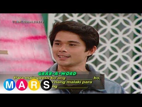 Grab-a-word: Carl Guevarra, ginastusan ang kanyang co-star