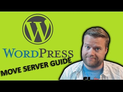 How to Move WordPress From Local Server to Live Site - 동영상