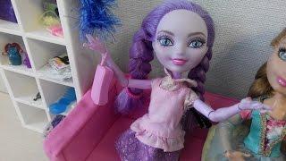 Эвер Афтер Хай.  Мультики для девочек.  Куклы Шоу #4
