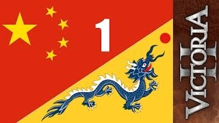 China Dragon 1 - No Tricks Up Our Sleeve - Victoria 2 HOD