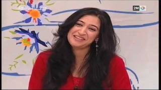 Repeat youtube video Dounia Boutazout دنيا بوتازوت - sabahiyat 2M (2012)