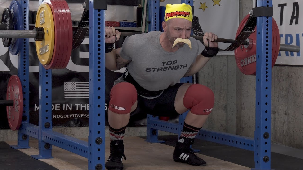 Wrestling Shoes for Powerlifting - YouTube