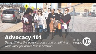 Advocacy 101 for Active Transportation