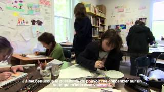 Sudbury Valley School   Concentration et intensité : FRANCAIS