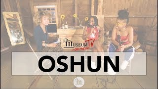 OSHUN's First Interview in Boston & We Talk World Tour, Music & Life | #TMTV (Shirley-Eustis House)