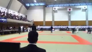 柔道カデ選手権大会
