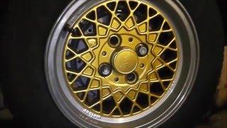 Раскатка колёсных арок на автомобилях ЗАЗ 968(В прошлой серии были изготовлены оригинальные колёсные диски увеличенного размера. Теперь настала пора..., 2016-03-31T22:45:58.000Z)