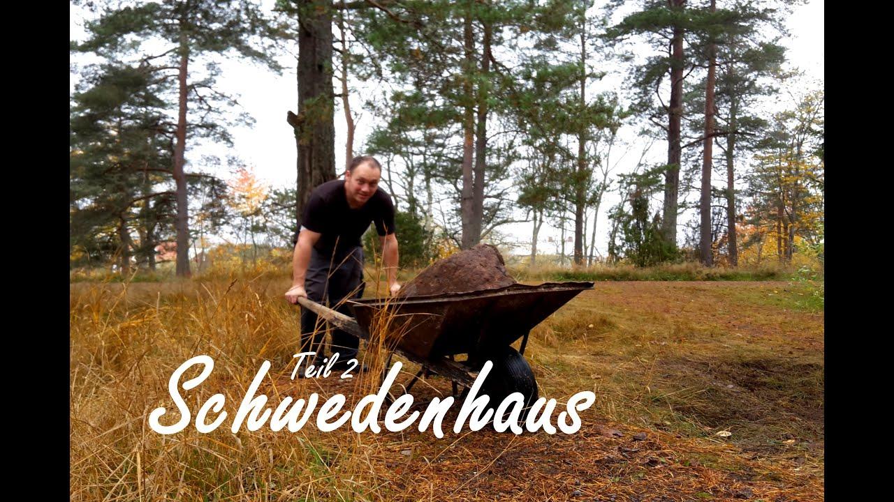 Schwedenhaus Teil 2 (Aufräumarbeiten)