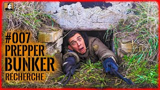 🚨PREPPER BUNKER Ideen im LOST PLACE BUNKER finden | Survival Mattin am LIMIT 🚨