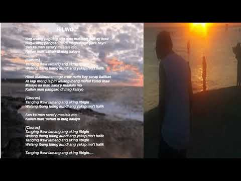 Hiling - Jay-r Siaboc