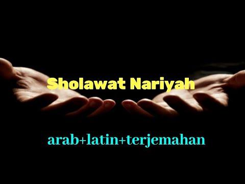 Sholawat Nariyah Versi Lirik Lengkap Arab Latin Terjemahan