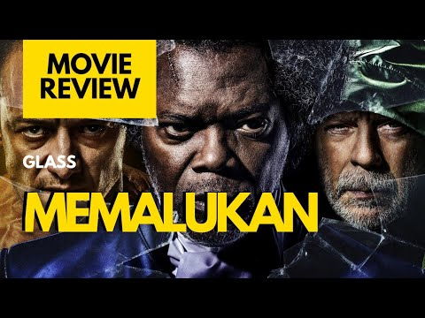 Review GLASS (2019) Indonesia - Thriller, Drama