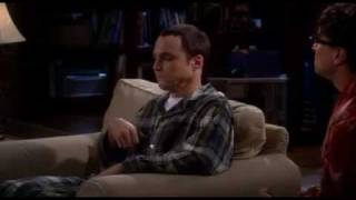 The Big Bang theory - Sheldon drogué [FR]