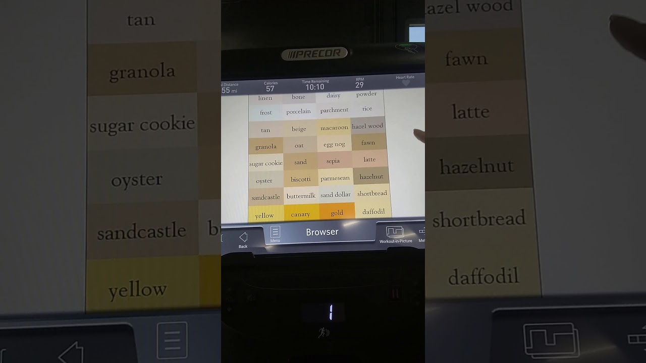 Color Synonyms - YouTube