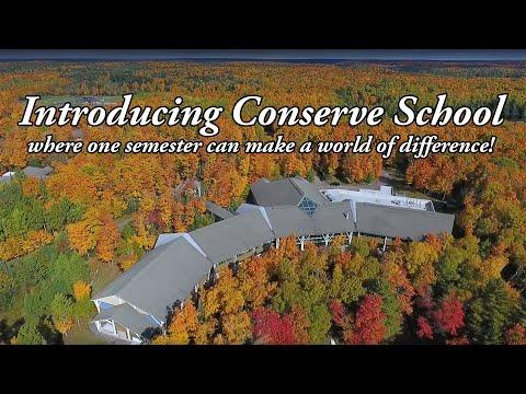 Introducing Conserve School