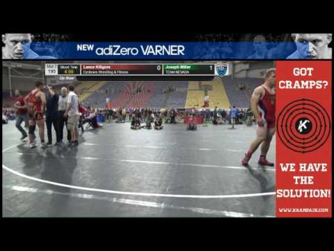 1862 Junior 195 Mat 7 Joseph Miller TEAM NEVADA vs Lance Killgore Cyclones Wrestling & Fitness zmgld