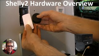 Shelly2 WiFi Double Relay Switch | Quick Overview