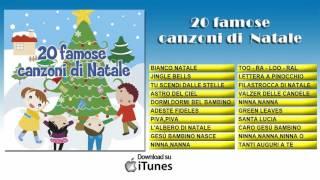 Le Famose Canzoni di Natale per bambini: I più grandi successi!