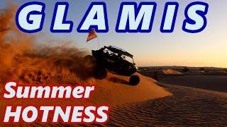 glamis gone wild turbo rzr dirt bikes and stupid heat