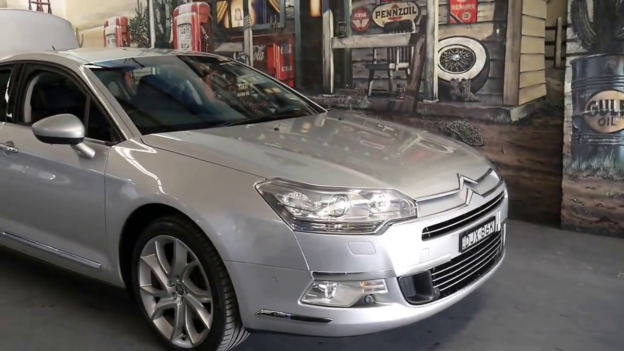 2008 update citroen c5 twin turbo 27 diesel country car youtube 2008 update citroen c5 twin turbo 27 diesel country car vanachro Image collections