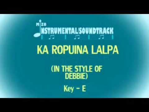 KA ROPUINA LALPA Instrumental/Soundtrack (In The Style Of Debbie)