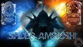 Hearthstone K&C | Spider Ambush! : Gambit Rogue • TripTrap